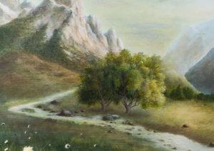 Лето в горах. Часть 3. Михаил Симонов.