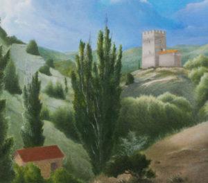 Храм 12 апостолов, г. Судак. Часть 2. Михаил Симонов.
