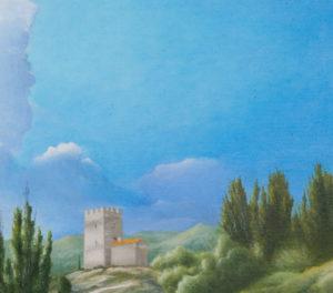 Храм 12 апостолов, г. Судак. Часть 3. Михаил Симонов.