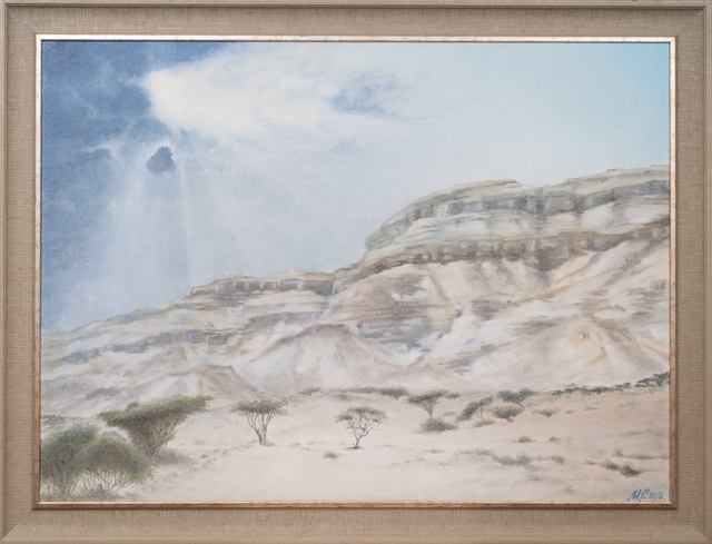 Пустыня Паран. Михаил Симонов.